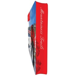 20 ft. Wallbox – 10 ft h Trade Show Display Graphic Package