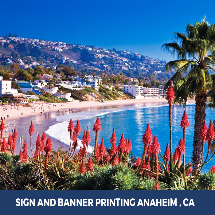 Sign and Banner Printing Anaheim - Trade Show Banner Stands in Anaheim , CA