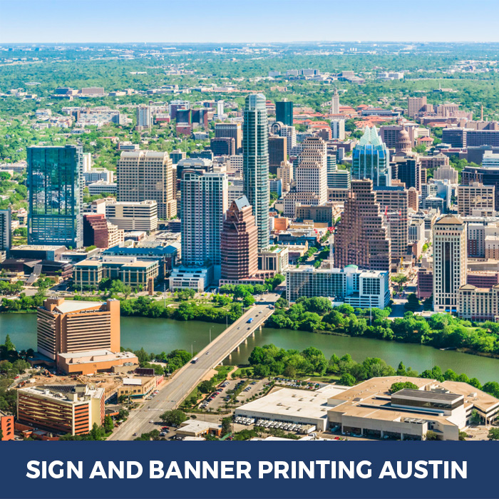 Sign and Banner Printing Austin, TX - Trade Show Banner Stands in Austin, TX