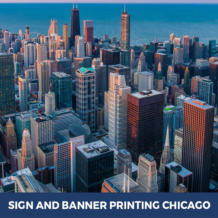 Sign and Banner Printing Chicago - Trade Show Banner Stands in Chicago, IL