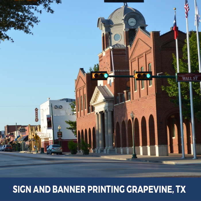 Sign and Banner Printing Grapevine - Trade Show Banner Stands in Grapevine, TX