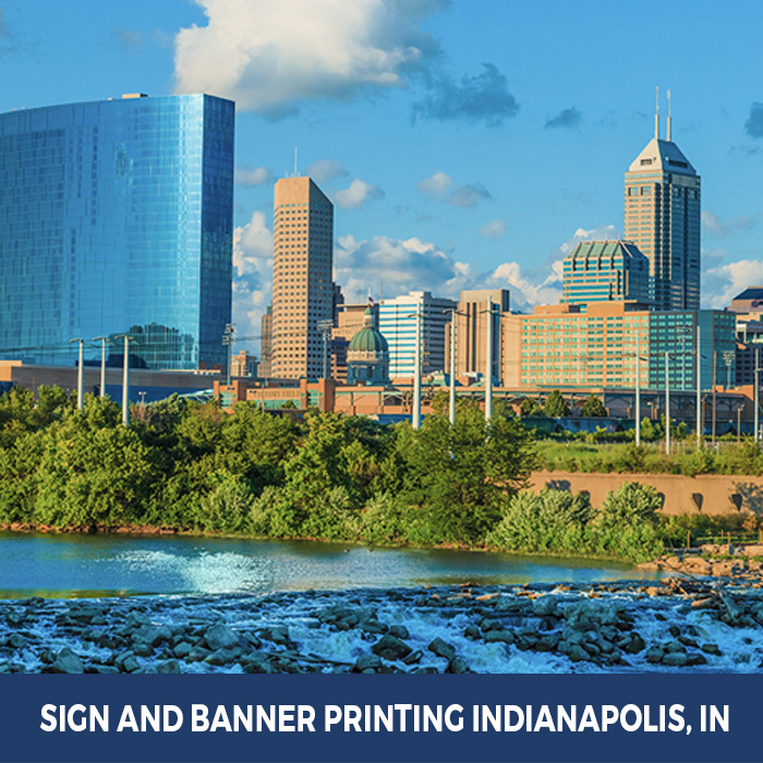 Sign and Banner Printing Indianapolis - Trade Show Banner Stands in Indianapolis, IN