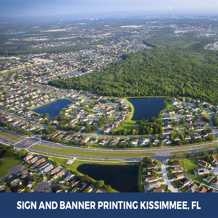 Sign and Banner Printing Kissimmee, FL - Trade Show Banner Stands in Kissimmee, FL