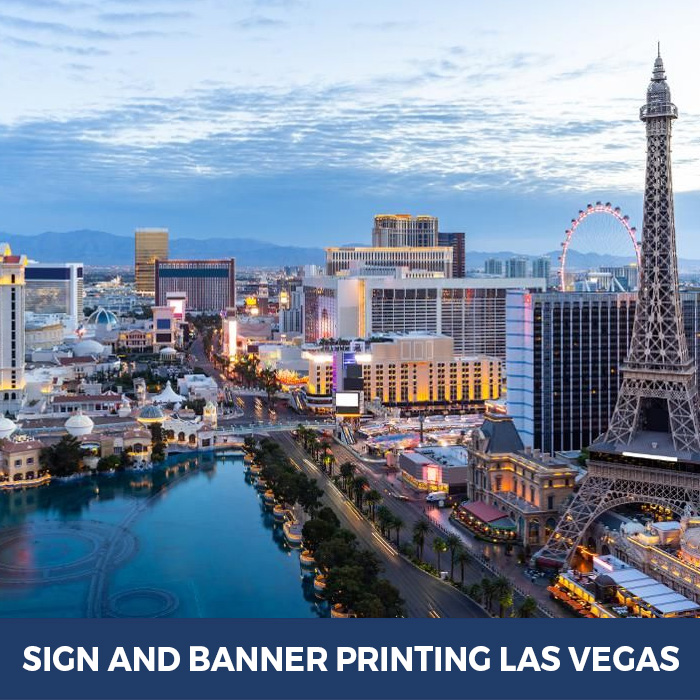 Sign and Banner Printing Las Vegas - Trade Show Banner Stands in Las Vegas, NV