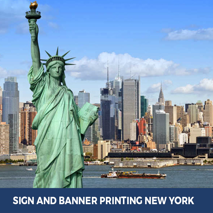 Sign and Banner Printing New York - Trade Show Banner Stands in New York, NY