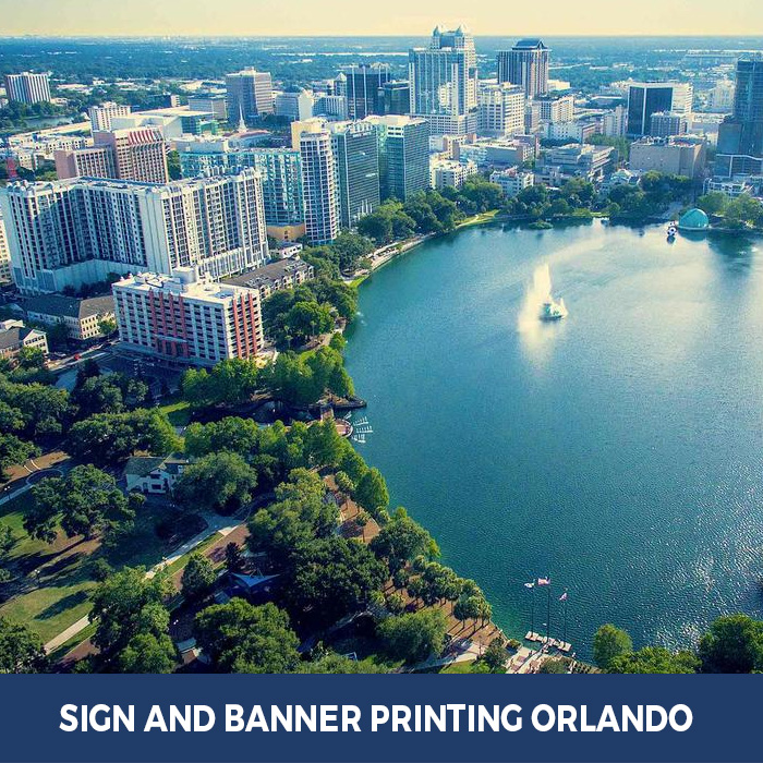 Sign and Banner Printing Orlando - Pop Up Banner Stands in Orlando, FL
