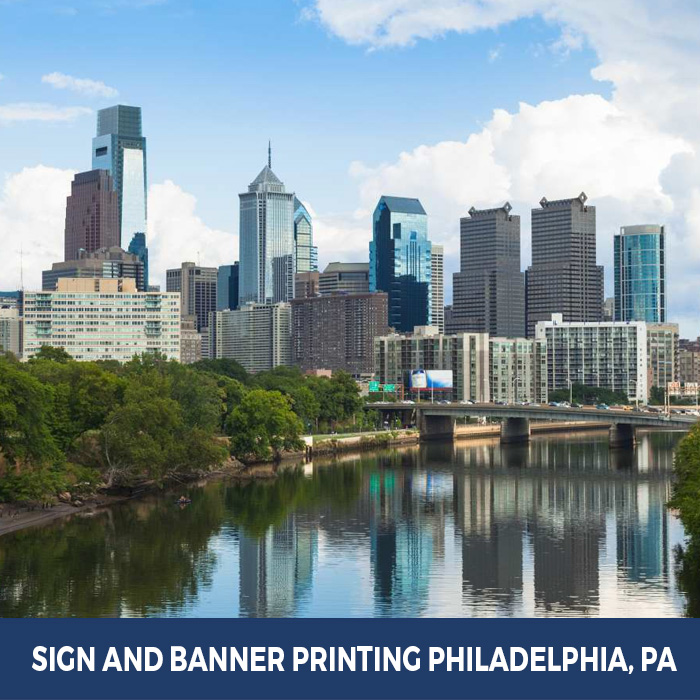 Sign and Banner Printing Philadelphia - Trade Show Banner Stands in Philadelphia, PA