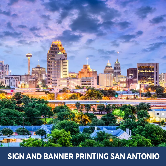Sign and Banner Printing San Antonio, TX - Pop Up Banner Stands in San Antonio, TX