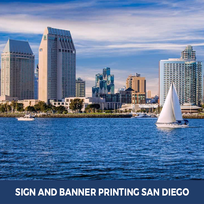 Sign and Banner Printing San Diego - Pop Up Banner Stands in San Diego, CA