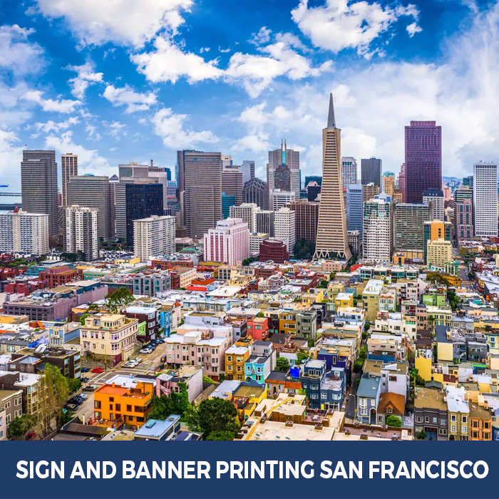 Sign and Banner Printing San Francisco, CA - Trade Show Banner Stands in San Francisco, CA