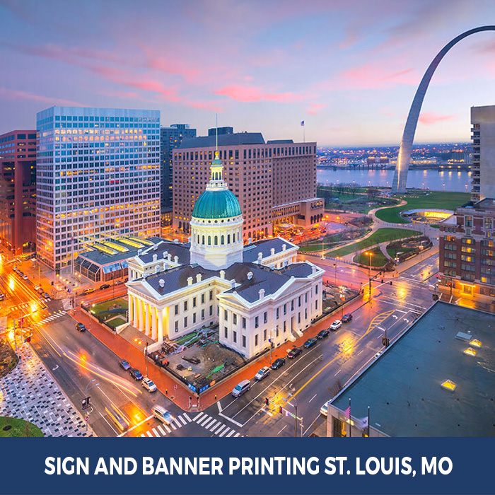 Sign and Banner Printing St. Louis, MO - Trade Show Banner Stands in St. Louis, MO